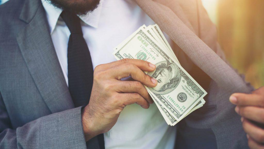 Изпиране на пари